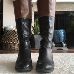 Etienne Aigner Riding Boot